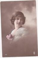 Fantaisie - Jolie Jeune Femme - 1913 - Femmes