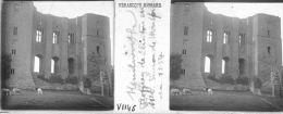V1146 - EMPIRE BRITANNIQUE - KENILWORTH - Chateau De Geoffroy De Clinton - Plaques De Verre