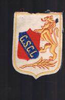 G.S.C.L. - Ecussons Tissu
