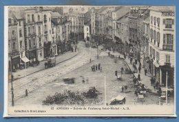 49 - ANGERS --  Entrée Du Faubourg.... - Angers