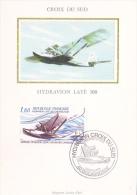 France  -  Maximum Carte  -  Jean Mermoz  -  Croix Du Sud  -  Hydravion Laté 300 - Vliegtuigen