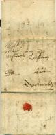 """Allemagne - Précurseur De Hambourg Vers Anvers Du 16/07/1674, Mention """"Cito Cito"""", Très Belle, See Scan - Deutschland"""
