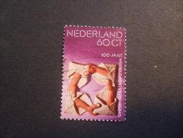 NETHERLANDS 1974  NVPH  1058  100 YEARS UPU  CTO  Photo Is Example    (BRUCE-nvt) - 1949-1980 (Juliana)