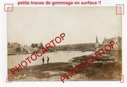 GIVET-CARTE PHOTO Allemande-GUERRE 14-18-1WK-FRANCE-FRANKREICH-08- - Givet