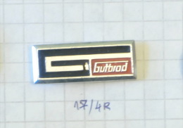 GUTBROD Auto Industry Germany ´60 / Voiture Car Automobile Motorcycles Tracteur Traktor Tracteur Tracttore - Badges