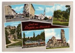 Postcard - Singen   (V 19088) - Singen A. Hohentwiel