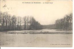 114. CHATEAU DE SCEAUX. LE GRAND CANAL. - Sceaux