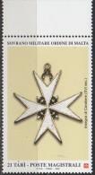 PIA - SMOM - 2002 : Foggia  Delle  Antiche  Insegne  Dell' Ordine  - (UN 686-89) - Sovrano Militare Ordine Di Malta