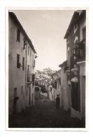 Foto Original   RONDA  -  CALLE  1929    9 X 6  Cm - Plaatsen