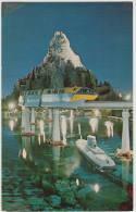 Matterhorn Mountain: MONORAIL & SUBMARINE - Disneyland - Anaheim, Ca., USA - Metro