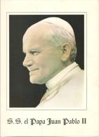 Documentos Filatelicos Papa Juan Pablo II - España