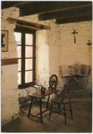 CP, 22, DINAN, Parloir De La Maison D´origine Des Petites Soeurs Des Pauvres....Ecrite - Dinan