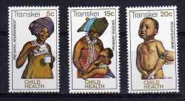Transkei - 1979 - Child Health - MNH - Transkei