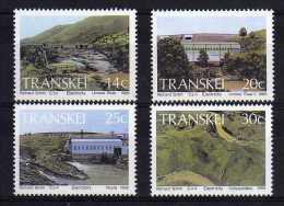 Transkei - 1986 - Hydro-Electric Power Stations - MNH - Transkei