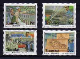 Transkei - 1988 - Blanket Factory - MNH - Transkei