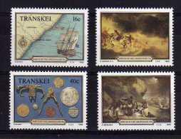 "Transkei - 1988 - 206th Anniversary Of Shipwreck Of ""Grosvenor"" - MNH - Transkei"