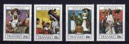 Transkei - 1990 - Diviners - MNH - Transkei