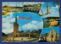 22 PAIMPOL Square Botrel,vieux Clocher,bassin Yachts,salle Des Fetes,port,tour Kerroc'h,plage Gulben,Abbaye Beauport - Paimpol