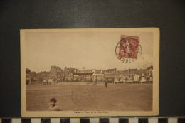 CP, 62, Lens Place De La Republique Edition Fauchois Bethune RARE - Lens