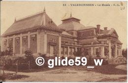 VALENCIENNES - Le Musée - N° 55 - Valenciennes