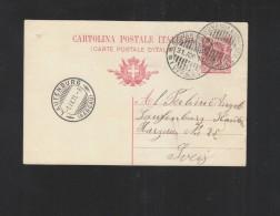 Italia Cartolina 1911 S. Giovanni Lupatoto 1911 - 1900-44 Victor Emmanuel III.