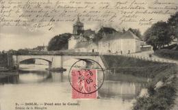 69125 - Dole (39) Pont Sur Le Canal - Dole