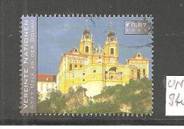 UNO Wien 2002, Stift Melk  O - Gebraucht