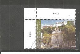 UNO Wien 2002, Salzburg (Eckrand)  O - Gebraucht