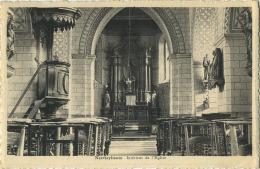 Neerheylissem  : Intérieur De L'église  (  Geschreven Met Zegel ) - Belgique