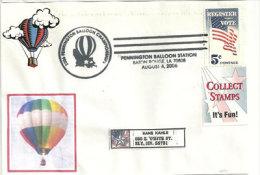 USA. Championnat De Ballons Montés A Baton Rouge. Louisiane 2006 - Event Covers