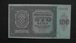 Croatia - P2 - 100 Kuna - 1941  - Unc - Look Scans - Croatie