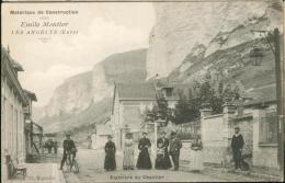 Emile Montier -  Matériaux De Construction -  Platrière Du Chantier - Les Andelys
