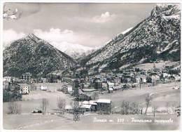 Co- 9 -  Barzio - Panorama Invernale - Como