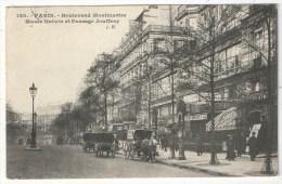 75 - PARIS 9 - Boulevard Montmartre - Musée Grévin Et Passage Jouffroy - JH 120 - Distretto: 09