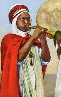 Afrique Du Nord. Joueur De Flute - Métiers