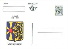 Belgien / Belgium - Ganzsache Postfrisch / Postcard Mint (r134) - Ganzsachen