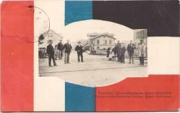 Frontière Franco-allemande - Igney-Avricourt - Francia