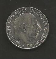 Une Piece De 1 FR DE 1988 DE GAULLE - France