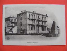CPA  Cassel (59) - Le Casino - Cassel
