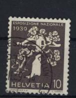 Schweiz Michel No. 353 y R gestempelt used