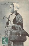 56 - Jeune Fille De Pontivy (costume, Coiffe) - Pontivy