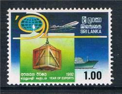 1992 Sri Lanka (ex Ceylon) - Year Of Exports 1v., Development , Michel 975 ,SG 1180 MNH - Non Classificati