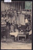 Tunisie : Boutique De Maroquinerie Avec Artisans - Ca 1907 (12´788) - Tunisie