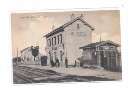 54 - JEANDELIZE : La Gare - Altri Comuni