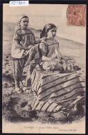 Tunisie : Jeunes Filles Juives - En 1905 (12´791) - Tunisie