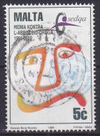 MALTA - Michel - 1996 - Nr 985 - Gest/Obl/Us - Malte