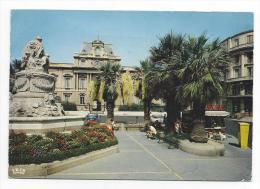 CPM - MONTPELLIER (34) La Place Des Martyrs De La Résistance - La Préfecture - Montpellier