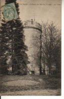 Cpa 92 - Robinson - Château Du Moulin Fidèle - La Tour - France