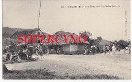 TONKIN N°65 KIEN AN ENTREE DU CAMP DES TIRAILLEURS TONKINOIS - Cartes Postales