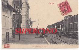 TONKIN N°104 BAC NINH LA GARE - Cartes Postales